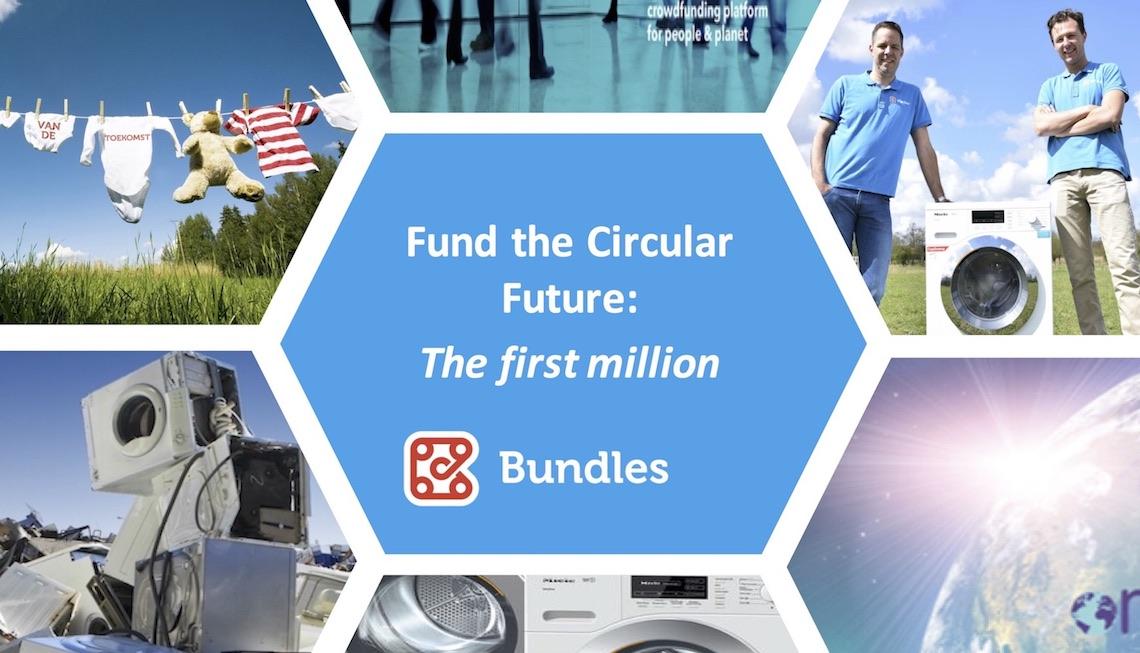 1 miljoen financiering blog