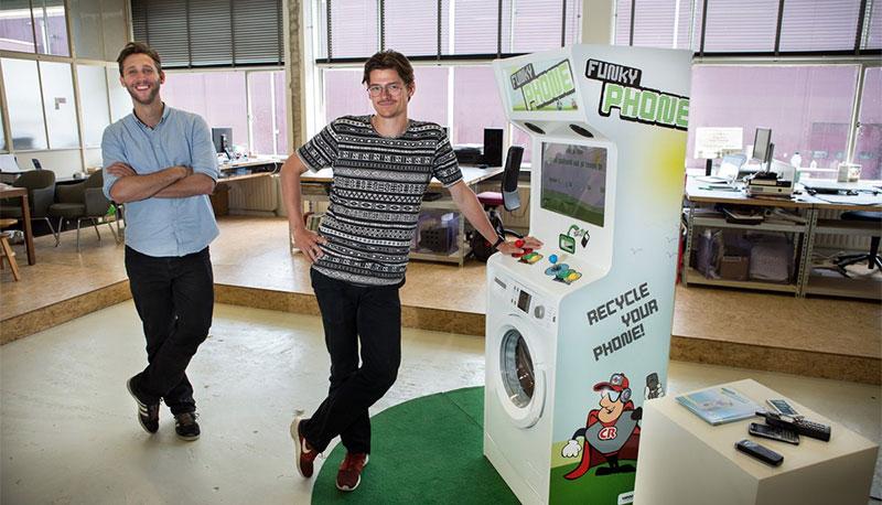E-waste-arcades
