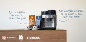 Koffie - propositie koffiezetapparaat, moyee coffee