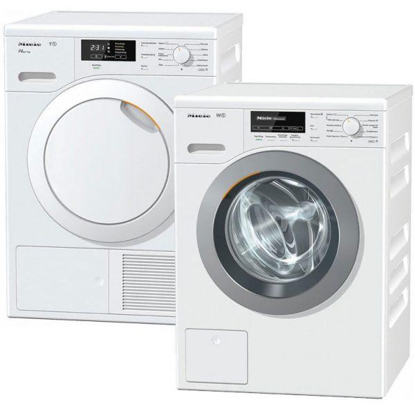 Miele classic wasmachine en Miele classic droger