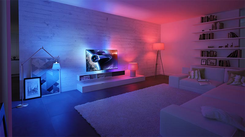 Smart-home-philips-hue