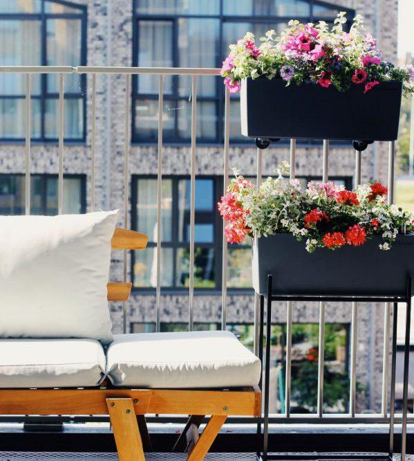 UpperBloom bloemenbak abonnement