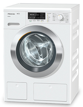 Lease wasmachine