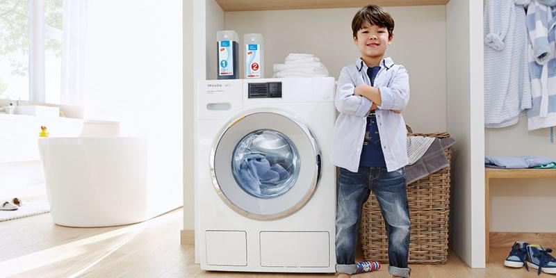 Duurzamer dan een wasmachine in termijnen betalen