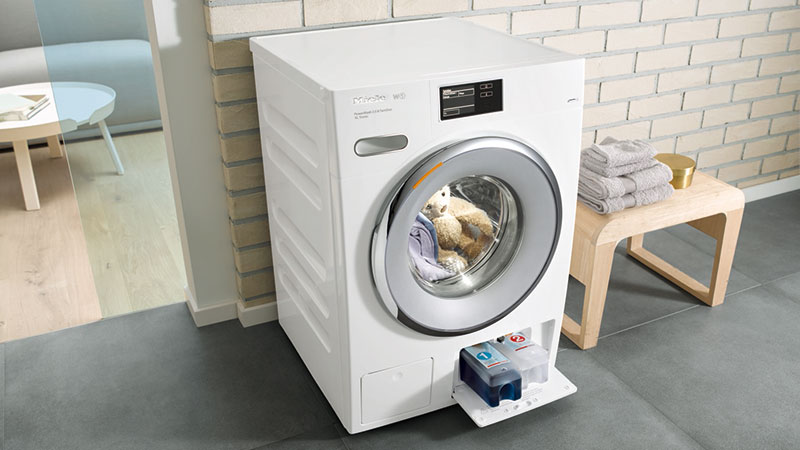 wasmachine op afbetaling service