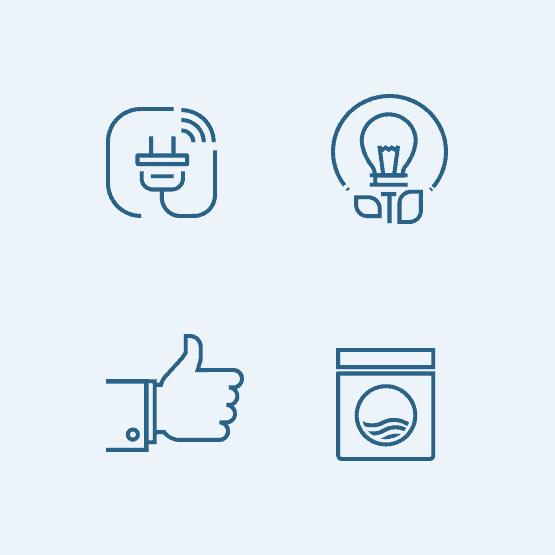 wasmachine, wasdroger, vaatwasser - duurzaamheid en kwaliteit - slim gebruik en onderhoud