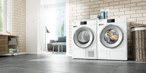 Wasmachine verhuur schone wereld